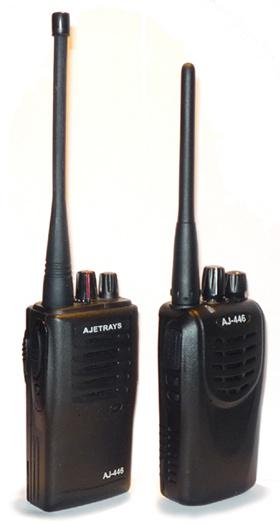 Компактная рация AjetRays AJ 446