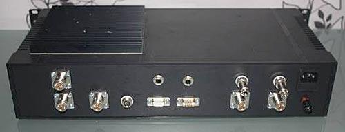 Единый блок секвенсоров + РА 1296 МГц.