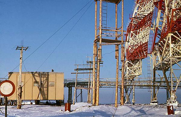 """Тропосферная Радиорелейная Станция 18/103 """" Редуктор """". 59240 в/ч."""