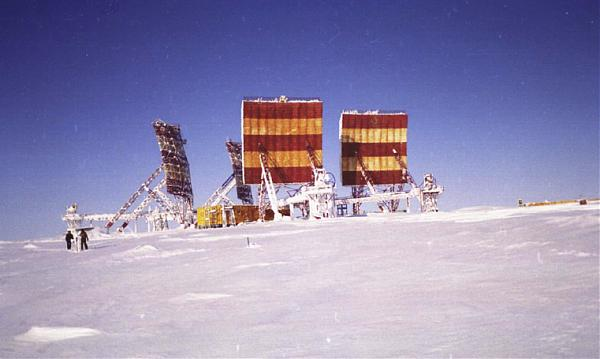 """Тропосферная Радиорелейная Станция 19/103 """" Агат """". 62828 в/ч."""