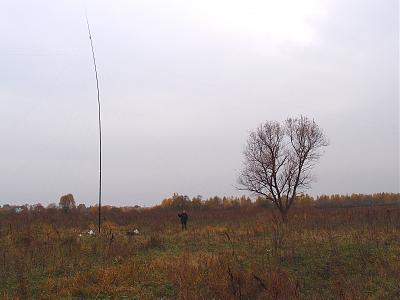 Вертикал на 80 и 160 м