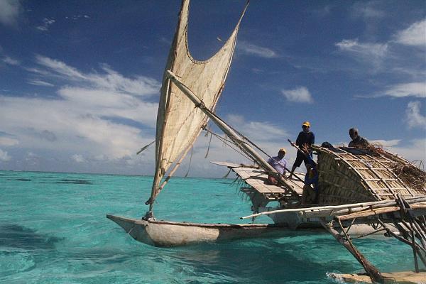 Остров Таумако, Острова Дафф, Соломоновы острова. Радиолюбительская IOTA экспедиция.