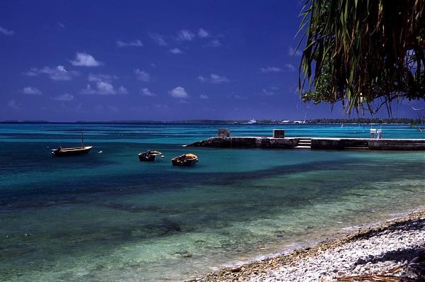 T2AR Атолл Фунафути, Тувалу