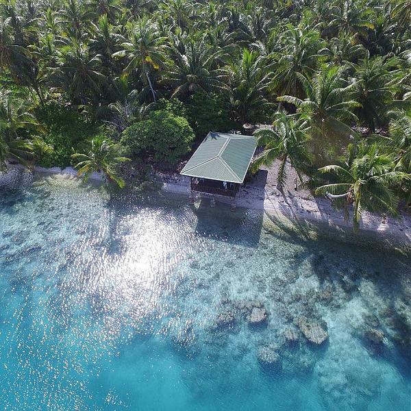 E51GC Атолл Манихики, острова Кука