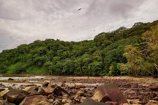 TI9C Остров Кокос, Коста Рика