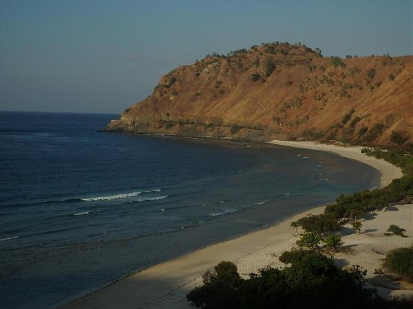 4W/DS3EXX Пляж, Восточный Тимор, Тимор Лешти