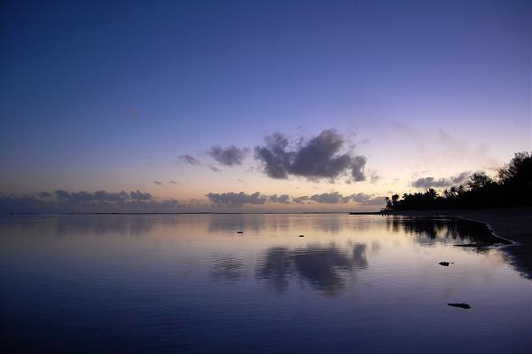 E51BCP Остров Раротонга, острова Кука.