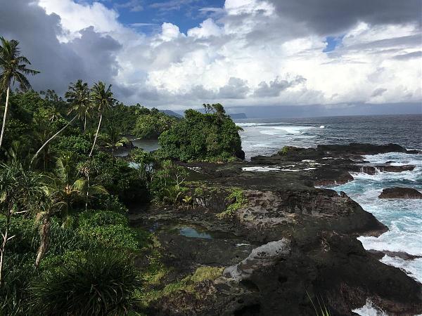 5W0GK 5W0FY Самоа