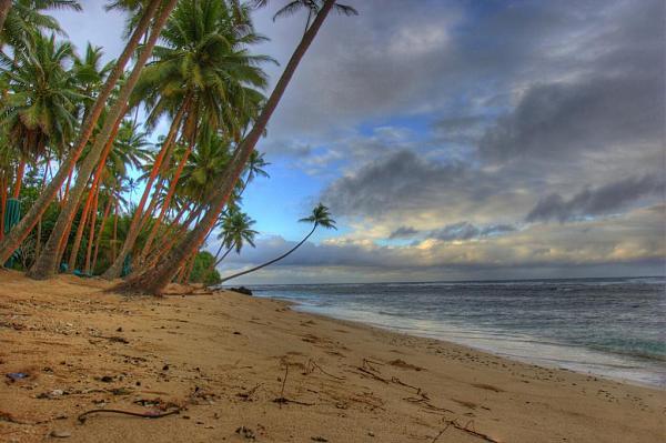 3D2AS Намале Ресорт, Фиджи