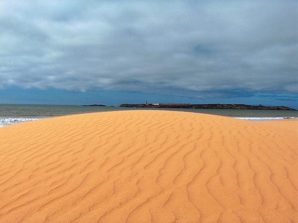 5C5AF Остров Могадор Марокко