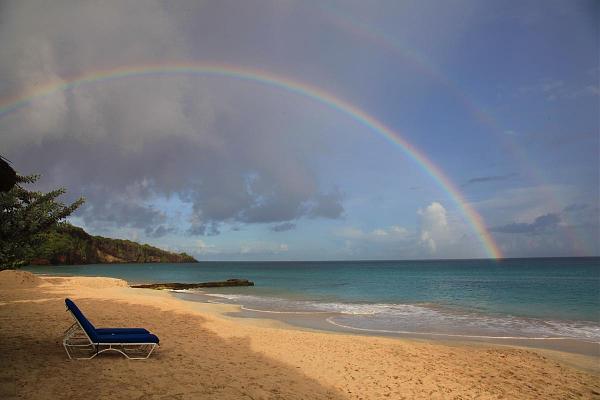 J3/G0VJG Гранд Ансе Бич, остров Гренада.