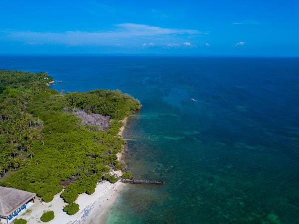 HK4GOO/1 Остров Фуэрте, Колумбия