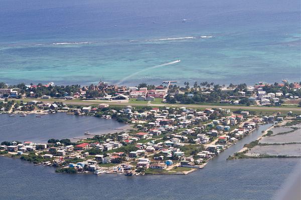 Остров Амбергрис Кей V31OK