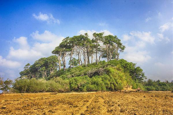 VU4R Остров Нил Андаманские острова