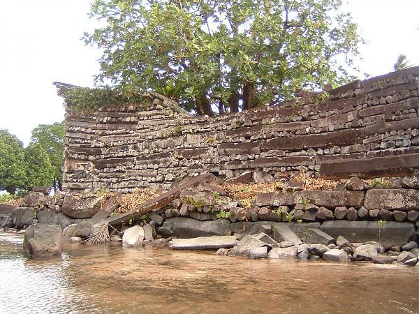 V63MLO Остров Понпеи