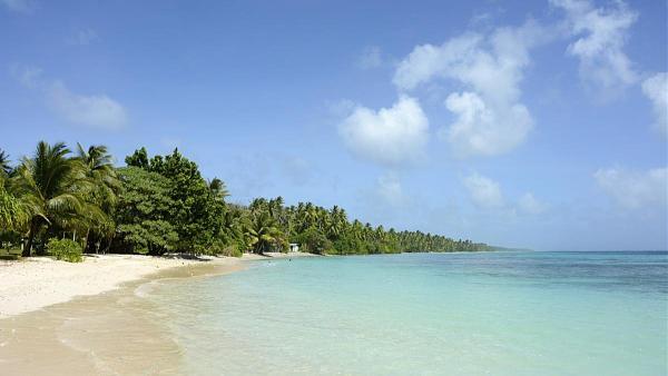 V73NC Остров Энеко, Атолл Маджуро, Маршалловы острова.