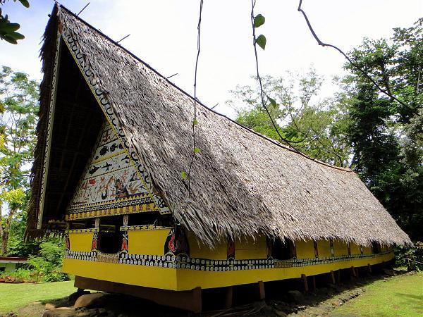 Остров Корор T88RH Национальный музей Белау