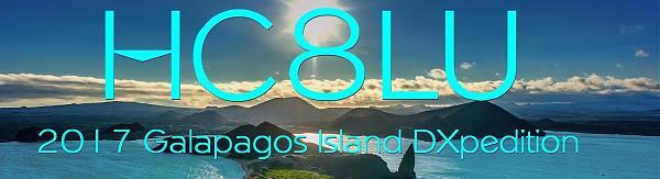 HC8LU Остров Сан Кристобаль Галапагосские острова Логотип