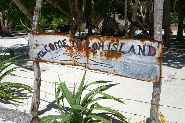 Остров Лох Острова Торрес YJ8RN/P YJ8RN Туристические достопримечательности
