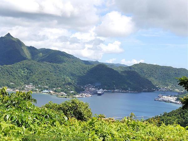 KH8/K1TF Американское Самоа