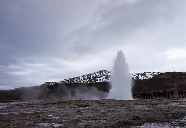 TF/VE3DZ Арнессисла, Исландия
