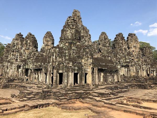 Камбоджа XU7AMG