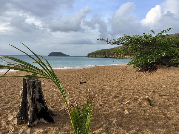 FG/SM7RYR Риффлет, остров Бас Тер, Гваделупа.