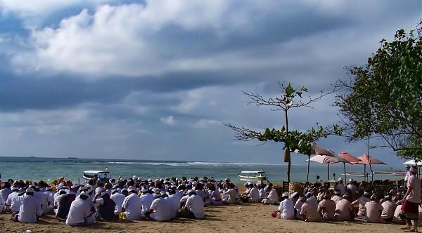 YB9/JJ1DQR Остров Бали, Индонезия