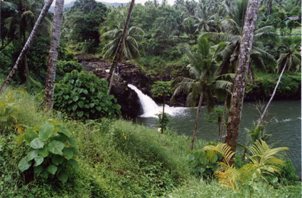 Западное Самоа 5W2IQU DX Новости