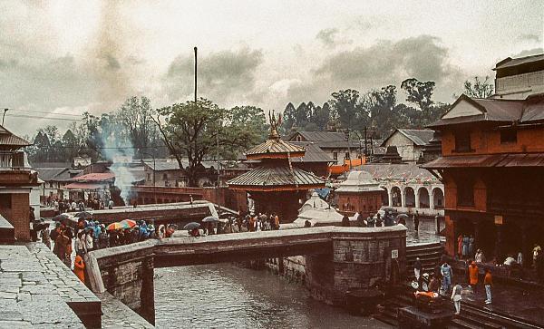 9N7BN Пашупатинатх, Катманду, Непал.