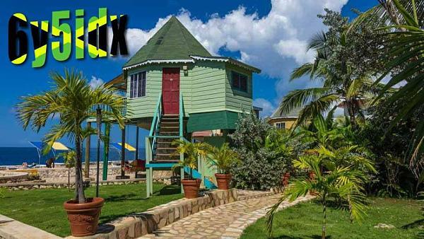 6Y5IDX Ямайка