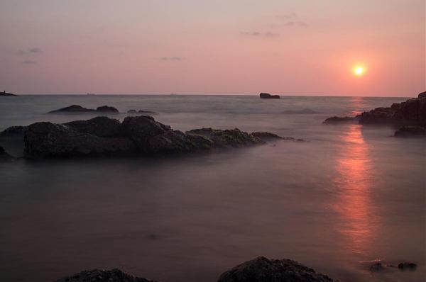 4S7AYG Закат, Шри Ланка