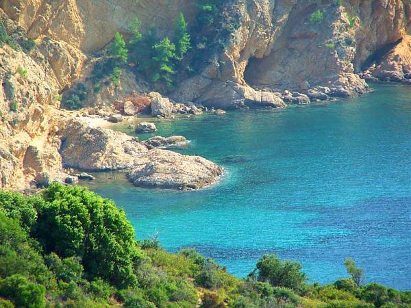 Остров Тасос Эгейские острова SW8WW