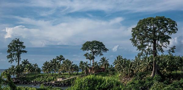 3C3W Сипопо, остров Биоко - Фернандо По, Экваториальная Гвинея.