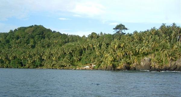 S9CT Остров Ролаш Сан Томе и Принсипи