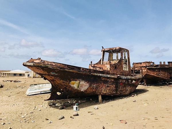 D44EK Остров Сал, Кабо Верде