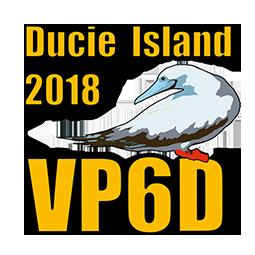 VP6D DX Экспедиция на остров Дюси Логотип