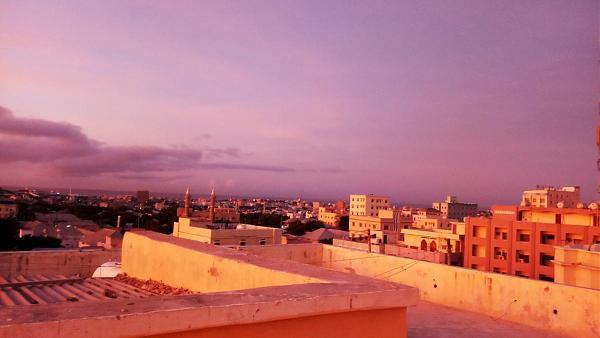 6O7O Могадишо, Сомали