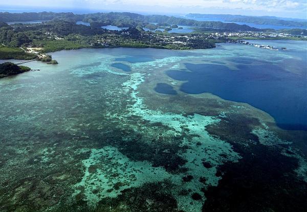 T88IB Остров Корор, Палау
