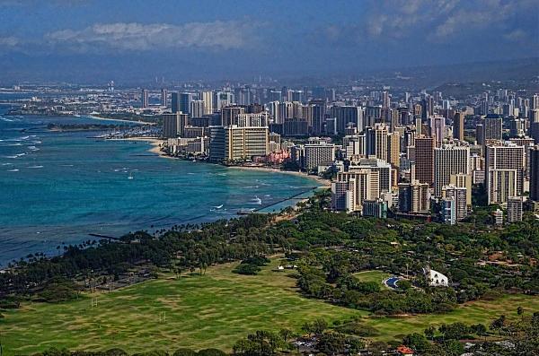 KH6/JH0CJH Гонолулу, Гавайские острова