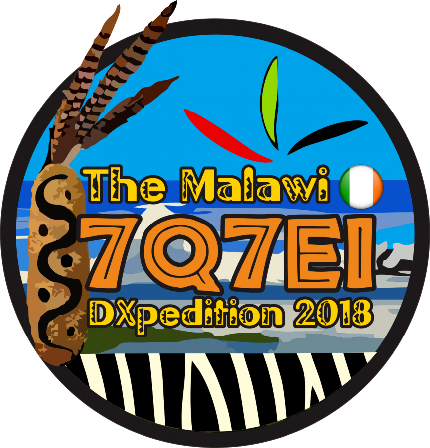 7Q7EI EIDX Group DX экспедиция Малави Логотип