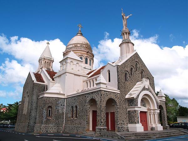 FM/DD0VR Церковь Балата, остров Мартиника.