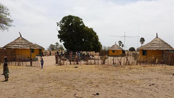 Гамбия C5WP QTH