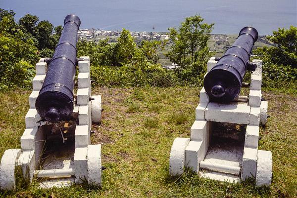 VP2MSW Плимут, остров Монтсеррат