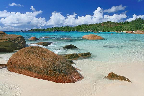 Остров Праслин S79NH Сейшельские острова