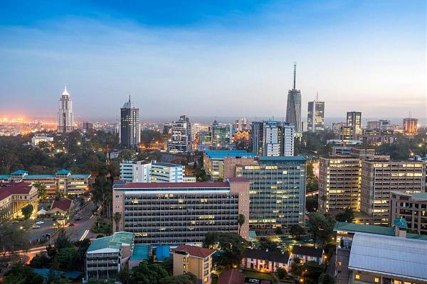 5Z4ZC Найроби, Кения