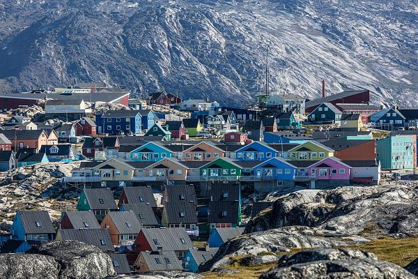 OX3LX Илулиссат, Гренландия