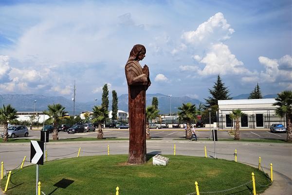 Албания ZA/OU2I Мать Тереза Туристические достопримечательности