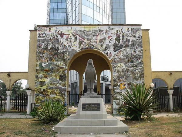 Республика Конго TN5E Браззавиль