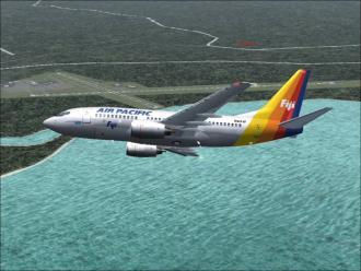 Нади Остров Вити Леву Острова Фиджи 3D2T Аэропорт